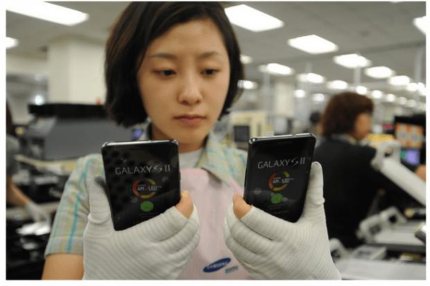 samsung-galaxy-s2 4.3-inch Samsung Galaxy S II Pre-orders Break 3 Million Units
