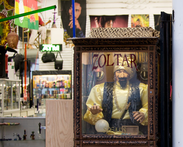 zoltar Google Turns Zoltar: Prediction-based Fords Tracking You From The Clouds