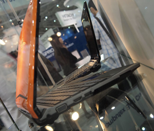asus-lambo-1 Asus Gets Confused with Eee PC VX6S Lamborghini