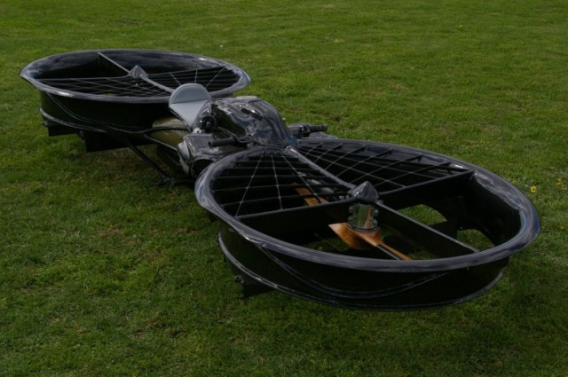 hoverbike-1 Hoverbike Prototype Could Fly up to 10,000 Feet