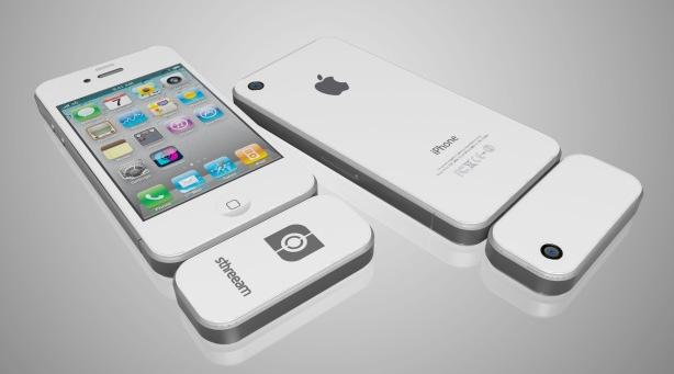 kickstarter-iphone3d An iPhone Dongle That Lets You Shoot 3D Video