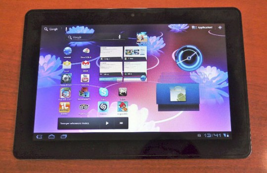 olivetti_olipad_110 Olivetti to take on European Android tablet market