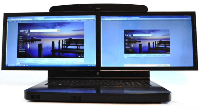 Picture-3-640x350 gScreen SpaceBook laptop rocks two 17-inch HD displays
