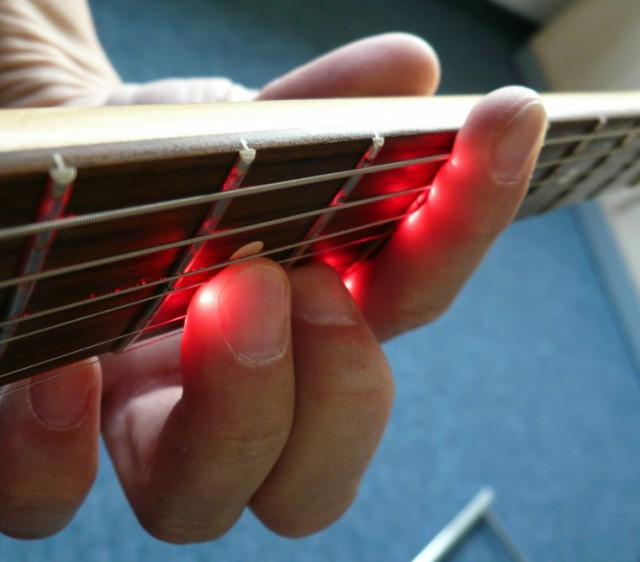 lpdpickup-0-640x562 Lasers and guitars, who knew they could detect the pitch of a string