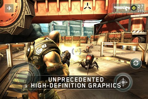 14-Shadowgun Shadowgun for iOs Now Available
