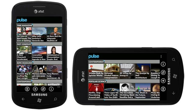 pulse Windows Phone gets Pulse News Reader app this week