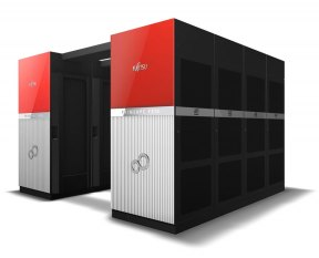 fuj New Commercial Super Computer Based on World's Fastest Computer