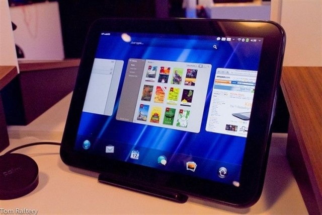 hp-640x427 HP Touchpad, The Second Best-Selling Tablet?