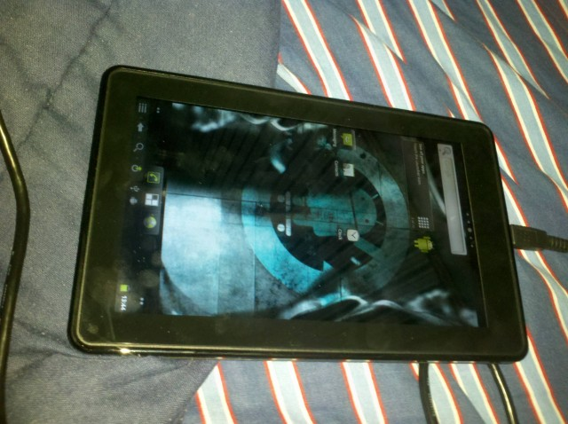 k1-640x478 CM7 Custom ROM Running On Kindle Fire