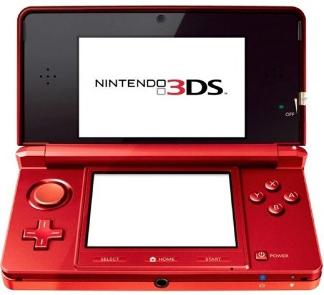 n3d Nintendo 3DS Update Adds 3D Video Recording