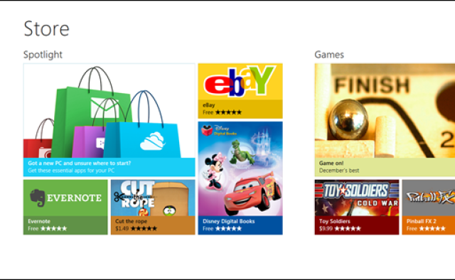 windmarket Windows 8 Gets Public Beta And App Store in February 2012