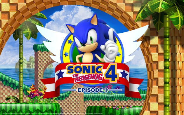 120102-sonic  Sega Promises Sonic 4: Episode II For Tegra 3 Android Devices