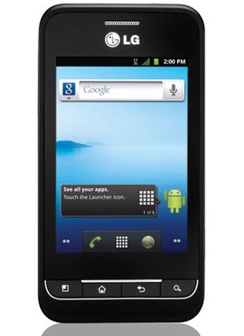 120103-lg  LG Optimus 2 Officially Follows In Optimus One Footsteps