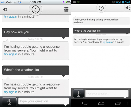 120124-evisiri Siri Meet Evi, The Voice Assistant For Android And iOS