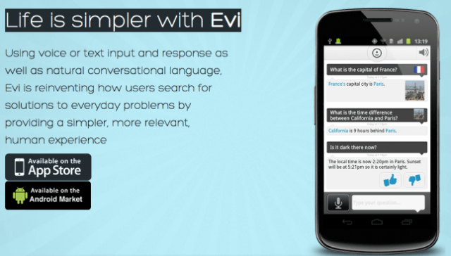 120124-evisiri1-640x364 Siri Meet Evi, The Voice Assistant For Android And iOS