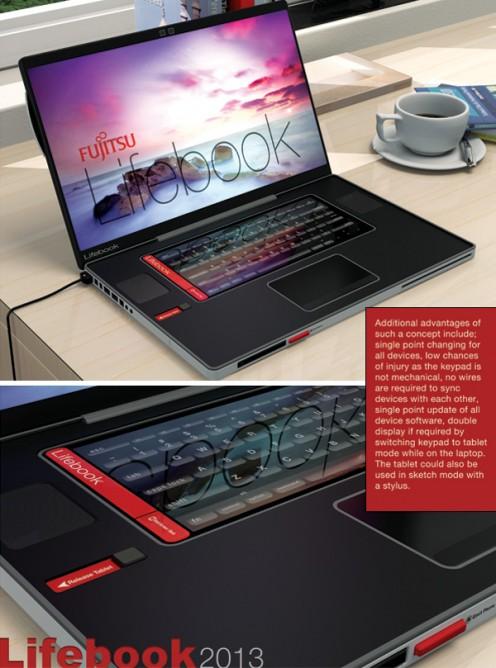 120124-fujitsu3 Perhaps This Modular Fujitsu Lifebook Concept Isn't Too Far From Becoming Reality
