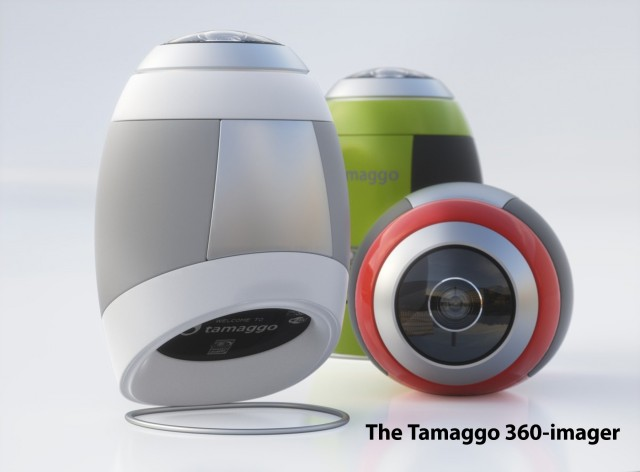 Tamaggo360imager-640x472 Tamaggo Reveals 360° High-Resolution 14MP Panomorph Digital Camera