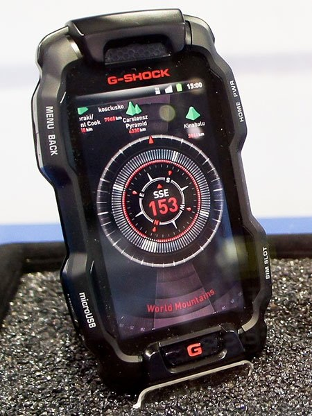 casio-g-shock Casio G-Shock: The Ronnie Coleman Of Android Smartphones