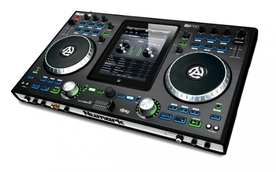 dj Numark iDJ Pro Brings The DJ Experience To The iPad