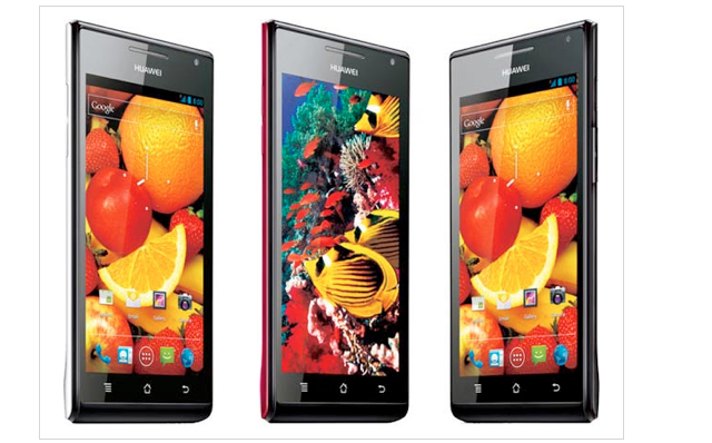 hua Hauwei Ascend P1 S Is The Thinnest Smartphone In The World, So Far
