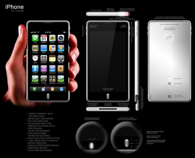 iPhone4s The 2011 iPhone 5 Rumor Collection And Prediction Wrap Up