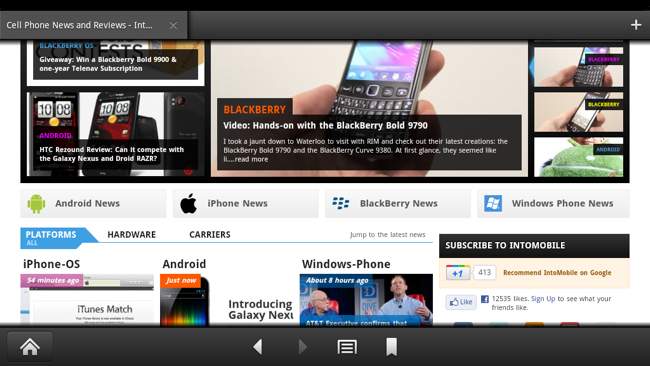 silk Amazon Kindle Fire Silk Browser Ported to Other Android Devices