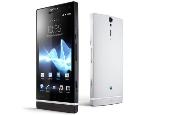 xperia-s-ces Sony Xperia Smartphones From CES 2012 (Hands-On Videos)