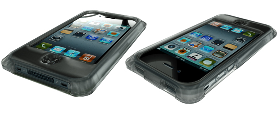 120203-helmet2 Cellhelmet iPhone 4/4S Case Comes With Insurance