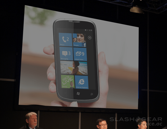phone MWC 2012: ZTE Unveils Two New Windows Phone Handsets