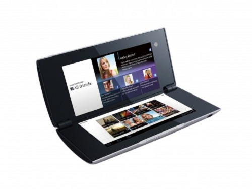 sony-Tablet-P Sony Tablet P Finally Coming To The US Via AT&T
