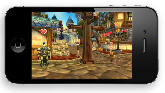 120321-wow Would You Play World of Warcraft on Your iPhone or iPad?