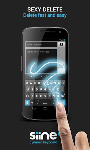 siinesexy Siine Android Keyboard Aims To Make Typing Faster And 'Easier'