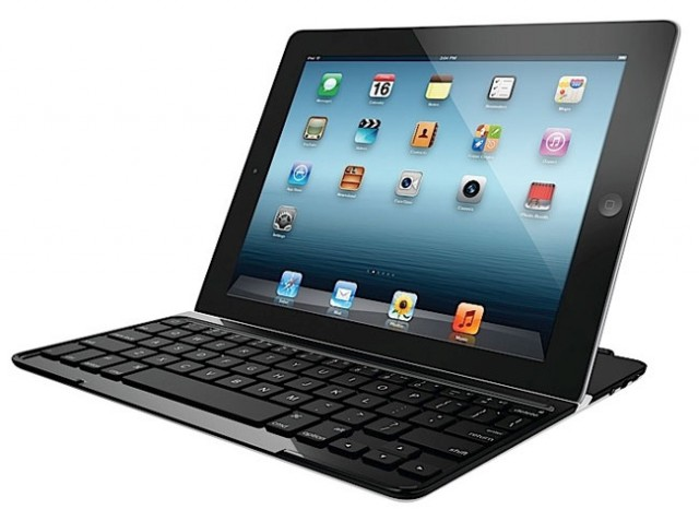 The-Logitech-Ultrathin-Keyboard-Cover-640x466 Logitech Announces Ultrathin Keyboard-Integrated Cover For iPad