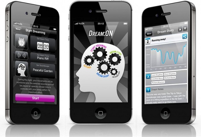 dreamon-iPhone-app Sweet Dreams with iPhone Dream-Controlling App (Video)