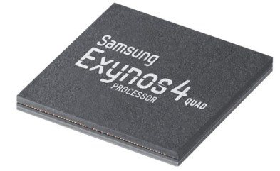 exynos3cpu Next Galaxy Smartphone Will Be Powered By The New Exynos 4 Quad