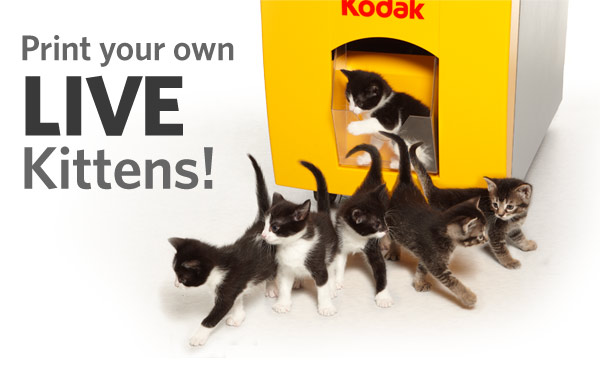 kodak Some of the Best and Worst of April Fools 2012