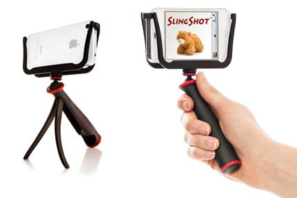 slingshot Slingshot: The Universal Smartphone Stabilizer