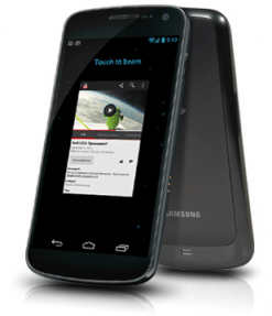 sprintgalnex Galaxy Nexus And LG Viper On Their Way To Sprint On The 22nd Of April