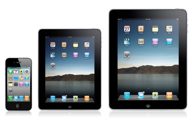 idevice Rumored iPad Mini May Feature G/F2 Thin-Film Technology