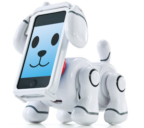 120619-smartpet2 iPhone-Powered SmartPet Robot Dog Wins Tokyo Toy Show