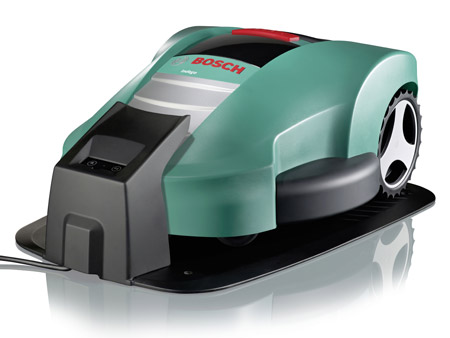 boschmow Bosch Announces Automated Mower
