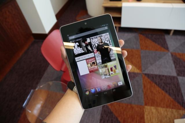 nx7 Google Nexus 7 Tablet Confirmed