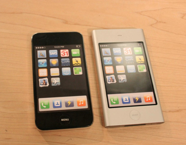 iphones Samsung-Apple Court Case Kicks Up Even More Photos Of iPhone And iPad Prototypes