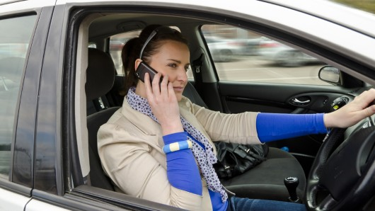 phone-driving New Cell Phone Jamming System Being Developed For Use In Automobiles
