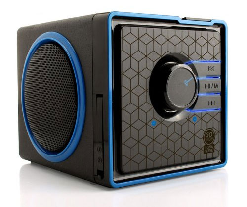 sonawave GOgroove SonaWAVE 3 Portable Stereo on Sale for $29.99