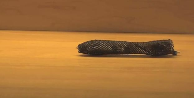 120810-meshworm Video: Researchers Develop Soft Meshworm Robot with Earthworm-Like Movement