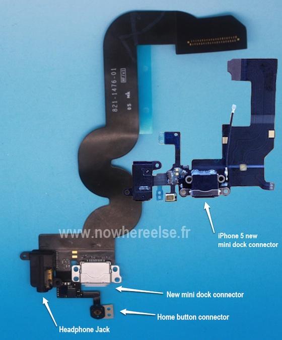 120815-ipad iPad Mini Spy Pic of Parts Confirms Mini Dock Connector