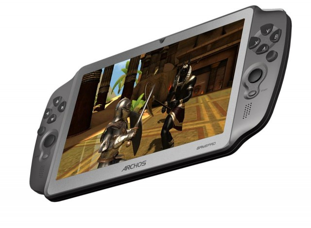 archos-640x470 Want Tablet Gaming with Physical Controls? Check Out the GamePad