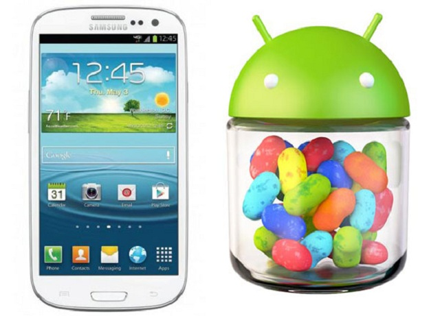 jellybean Galaxy S3 Owners Rejoice! Jelly Bean is on its way