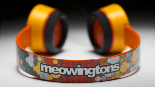 meowphones Now Your Cat can Groove to the Music with $999 Cat-Headphones... yes, really